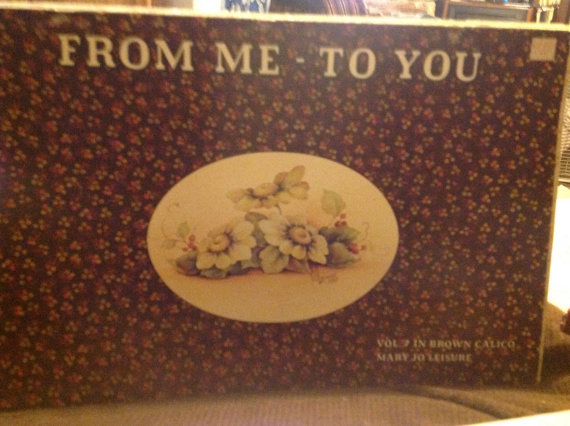From Me-To You. Volume Seven (7) in Brown Calico Paperback