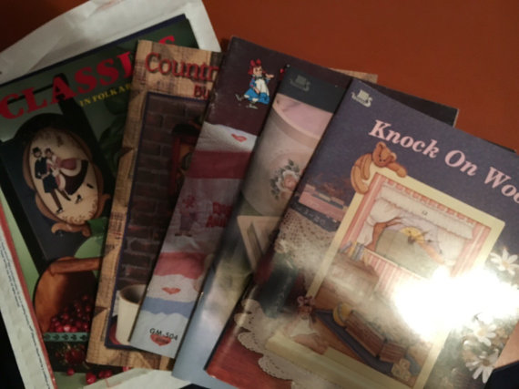 Painting Book Lot #02