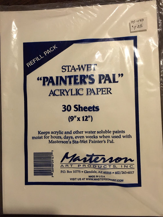 Masterson Sta-Wet pack of 30 9 in. x 12 in.