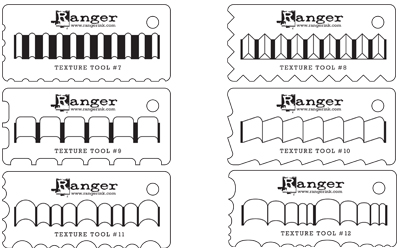 Ranger Texture Tools Set 2